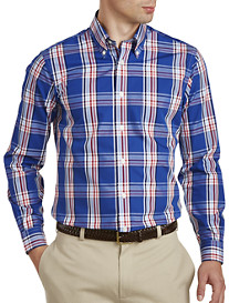 Brooks Brothers® Non-Iron Plaid Regent Broadcloth Sport Shirt