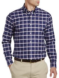 Brooks Brothers® BrooksCool Non-Iron Plaid Oxford Sport Shirt