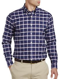 Brooks Brothers® BrooksCool Non-Iron Plaid Oxford Sport Shirt
