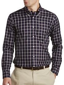 Brooks Brothers® Non-Iron Windowpane Dobby Sport Shirt