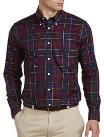 Brooks Brothers® Non-Iron Plaid Dobby Sport Shirt