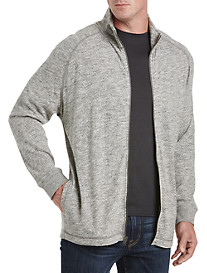 Lucky Brand® Heather Full-Zip Knit Jacket