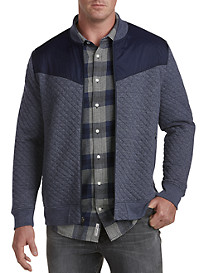 Original Penguin® Quilted Track Jacket