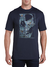 Robert Graham® Skull Graphic Tee