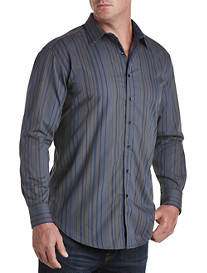 Robert Graham® DXL Stripe Sport Shirt