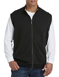 Tommy Bahama Flip Side Reversible Full-Zip Vest