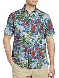 Tommy Bahama® Argon Blooms Sport Shirt
