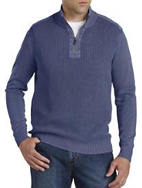 Tommy Bahama® Coastal Shores Half-Zip Sweater