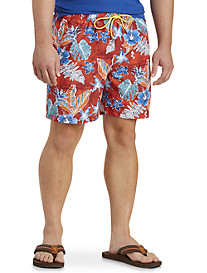 Tommy Bahama® Naples Dahlia Beach Swim Trunks