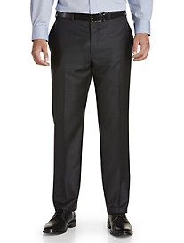 TailoRED Traveller Flat-Front Dress Trousers