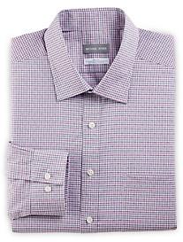 Michael Kors® Non-Iron Dobby Mini Check Stretch Dress Shirt