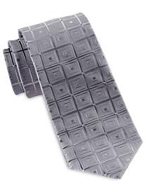 Michael Kors® Tonal Squares Silk Tie