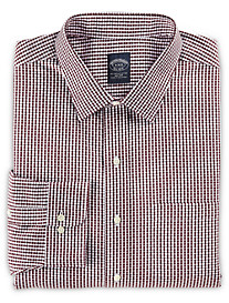 Brooks Brothers® Non-Iron Diamond Dobby Dress Shirt