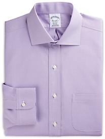 Brooks Brothers® Non-Iron Diamond Micro Dobby Dress Shirt