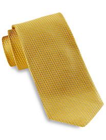 Keys & Lockwood Micro Neat Silk Tie