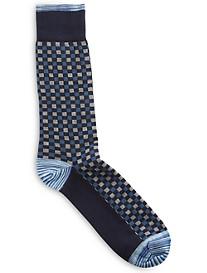 Robert Graham® Lanham Printed Socks