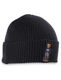 Polo Ralph Lauren® American Flag Bear Cuff Hat