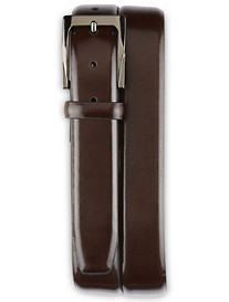 Rochester® Feather-Edge Leather Dress Belt