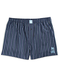 Psycho Bunny® Woven Boxers