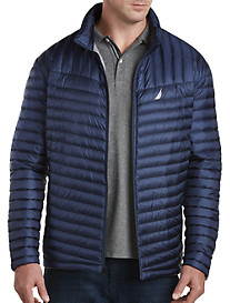 Nautica Ultralight Quilted Down Jacket