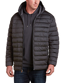 Save the Duck Nylon Ultralight Hooded Jacket