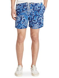 Polo Ralph Lauren® Paisley Traveler Swim Trunks
