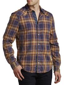 Buffalo David Bitton® Sinellaz Plaid Sport Shirt