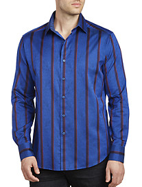 Robert Graham® Granby Stripe Sport Shirt