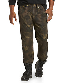 True Religion® Camo Geno 5-Pocket Pants