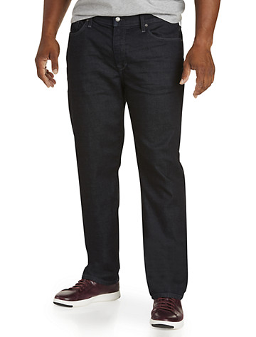 Joe's Jeans Kinetic Classic Straight Fit Stretch Jeans - Nuhollis Dark Wash