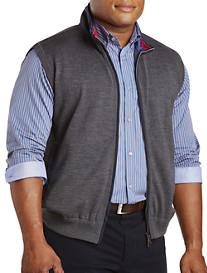 Paul & Shark® Zip-Front Sweater Vest
