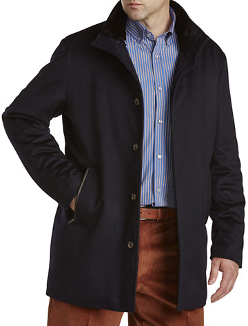 Paul & Shark® Insulated Cashmere Coat - $1900.0