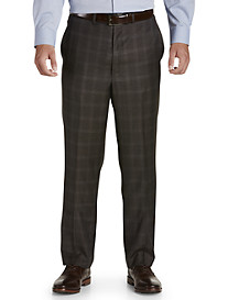 Ballin® 6 East Check Super 130's Wool Trousers