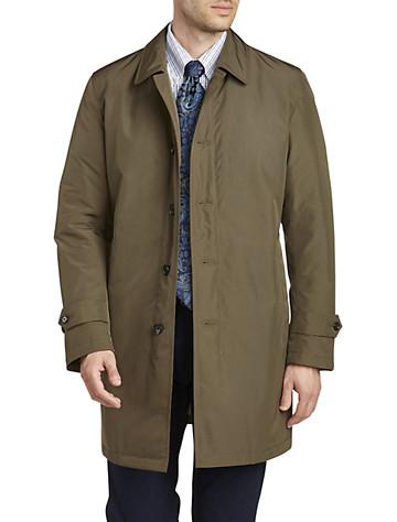 "Sanyo® Paul 36"" Insulated Microfiber Raincoat"