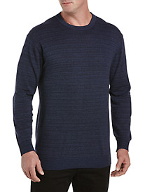 Michael Kors® Tricolor Marled Crewneck Sweater