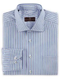 Robert Talbott Estate Medium Stripe Dress Shirt