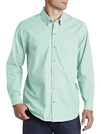 Cutter & Buck® Heather Sport Shirt