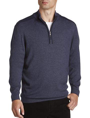 Cutter & Buck® Henry Half-Zip Sweater | Sweaters & Vests