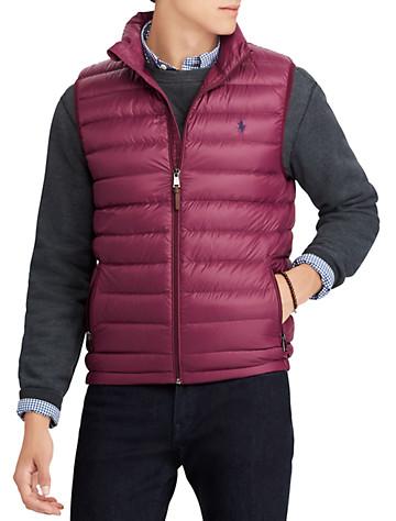 Polo Ralph Lauren® Packable Down Vest | Vests
