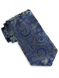 Robert Talbott Medium Pop Paisley Silk Tie