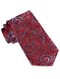 Robert Talbott Medium Pop Paisley Silk Tie