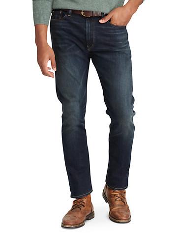 8d52004a8 Big   Tall Polo Ralph Lauren 174 Hampton Relaxed Straight Fit Lightweight  Murphy Wash Jeans