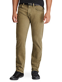 Polo Ralph Lauren® Hampton Relaxed Straight Fit Lightweight Jeans