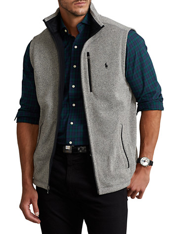 Polo Ralph Lauren® Fleece Sweater Vest
