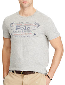 Polo Ralph Lauren® Classic Fit Cotton T-Shirt