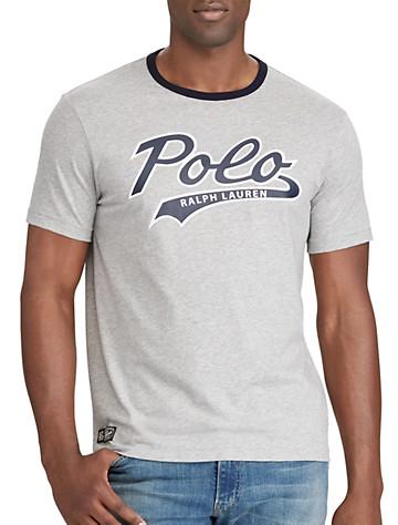 Polo Ralph Lauren® Classic Fit Ringer T-Shirt