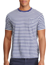Polo Ralph Lauren® Classic Fit Stripe Cotton T-Shirt