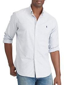 Polo Ralph Lauren® Classic Fit Tattersall Oxford Sport Shirt