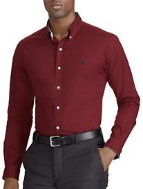 Polo Ralph Lauren Classic Fit Solid Stretch Poplin Sport Shirt