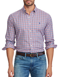 Polo Ralph Lauren® Classic Fit Plaid Twill Sport Shirt